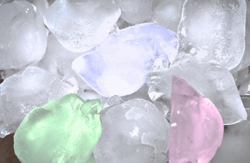 写真AC、夏本番!氷の写真を投稿したけど時期が遅かったと後悔?